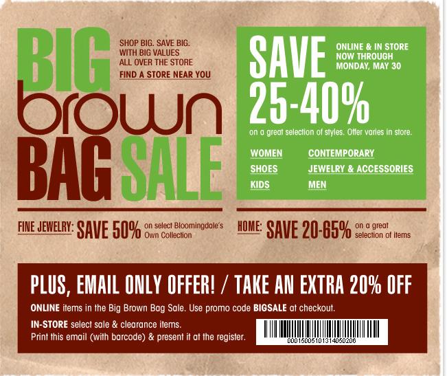 Bloomingdale's online Sale