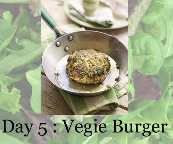 diet day 5, vegetarian burger, collage trendsurvivor