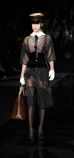 Louis Vuitton Ready to Wear Autumn/Winter 2011-2012
