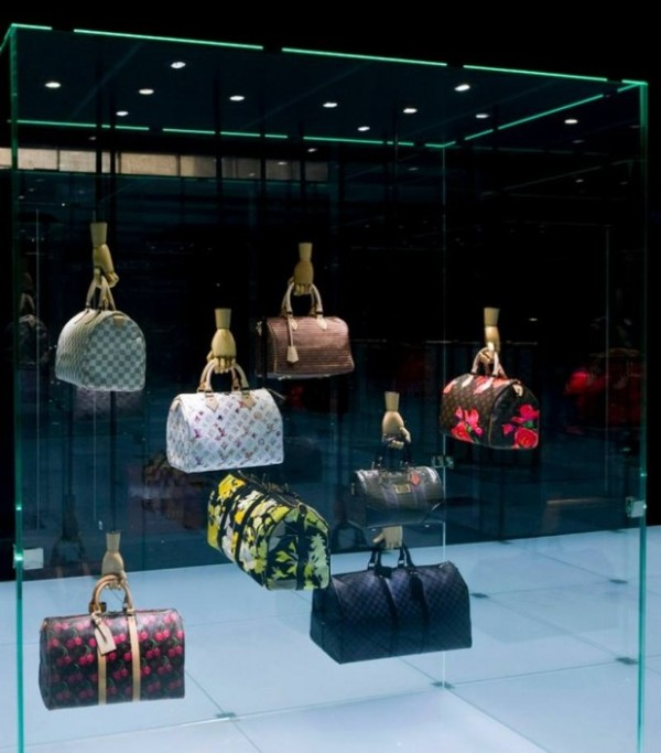 Louis Vuitton at the National Museum of China