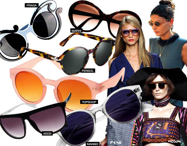 Trendy sunglasses 2011