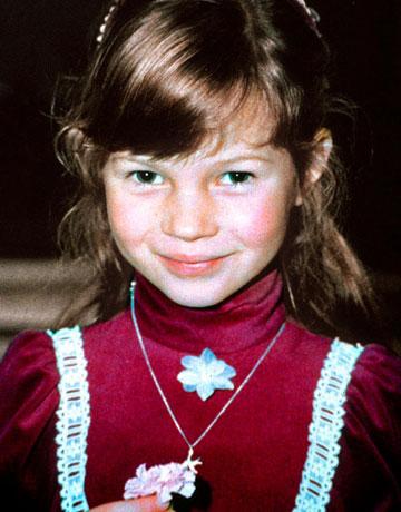 Kate Moss Child