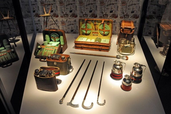Florence Gucci Museum Is 90 Years Old And Looks