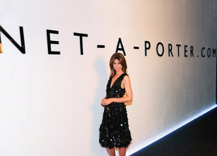 Ex-fashion journalist Natalie Massenet and creator of Net-a-Porte 4113ed703f0