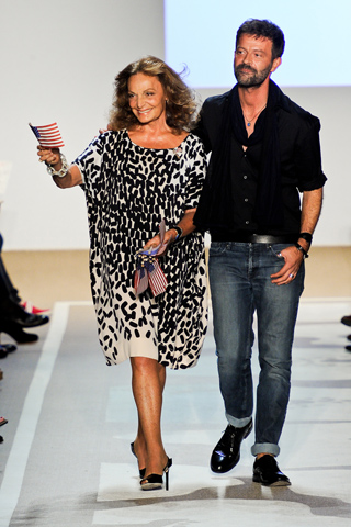 Style Icon- Diane Von Furstenberg... her secrets to success ... 163444ffdd0