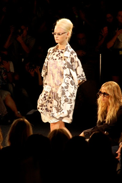 4a93c586debd SS 2012 DVF New York Fashion Week Spring Summer 2012 Diane Von Furstenberg