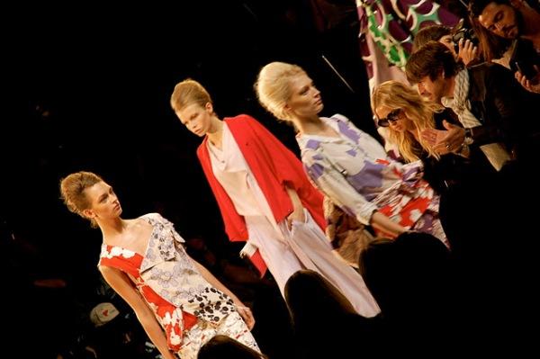 New York Fashion Week Spring Summer 2012 Diane Von Furstenberg ... e09a0e77ccb