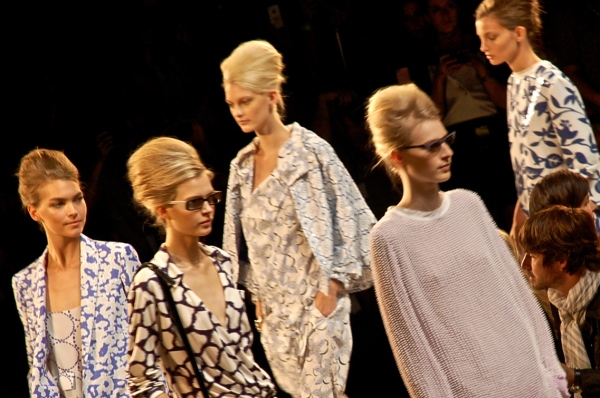 4efbd91b0c20 ... New York Fashion Week Spring Summer 2012 Diane Von Furstenberg